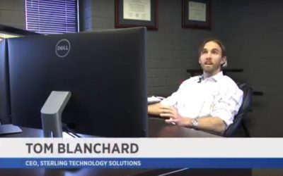 Watch Video: Sterling Technology discusses Cyber Security with Spectrum News